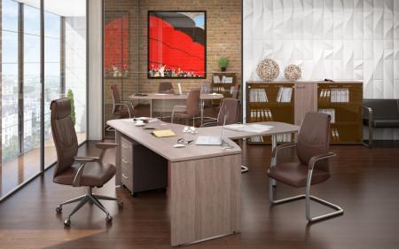XTEN комплект рабочего кабинета с топ-приставкой