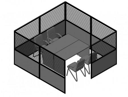 RAND переговорная комната