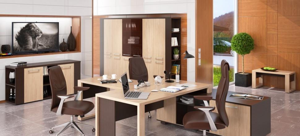 ALTO кабинет руководителя с угловым столом