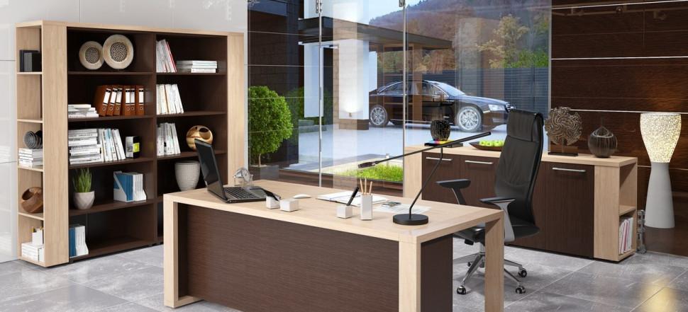 ALTO кабинет руководителя с прямым столом